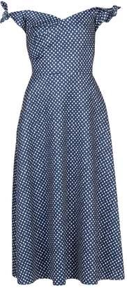 Saloni 3/4 length dresses