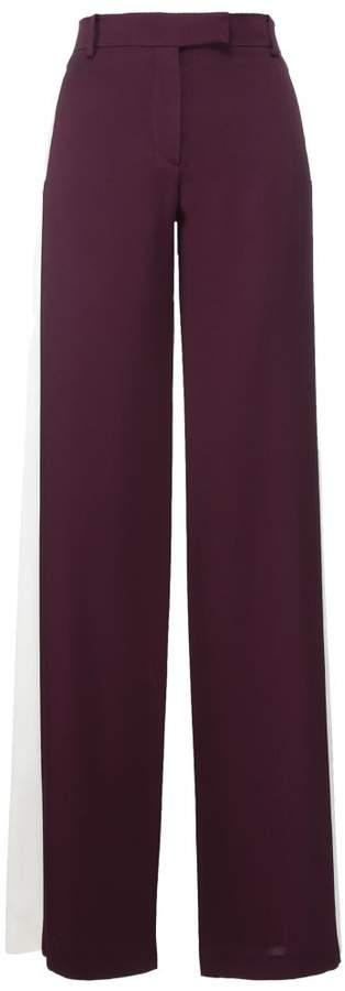 Color Block Trousers