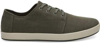 Henna Red Heritage Canvas Men's Payton Sneakers