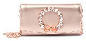 Ted Baker Pearl II Leather Matinee Wallet-on-a-Chain