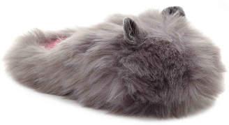Steve Madden Furry Scuff Slipper - Women's