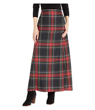 Pendleton Women's Long Plaid Skirt