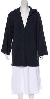 Malia Mills Long Sleeve Oversize Tunic