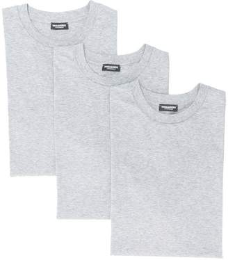 DSQUARED2 Pack of 3 T-shirts
