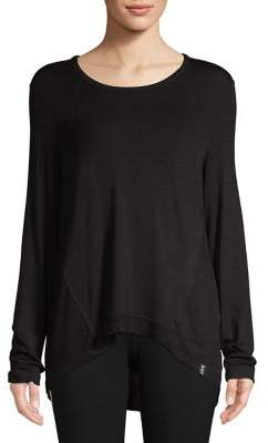 Andrew Marc Performance High-Low Tee