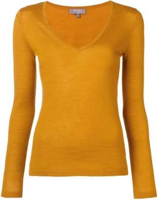 N.Peal superfine V-neck sweater