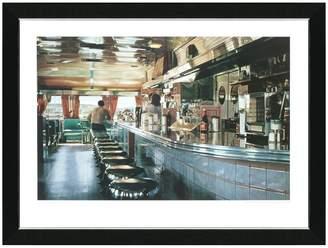 Art Source Ralph's Diner by Ralph Goings (Offset Lithograph)
