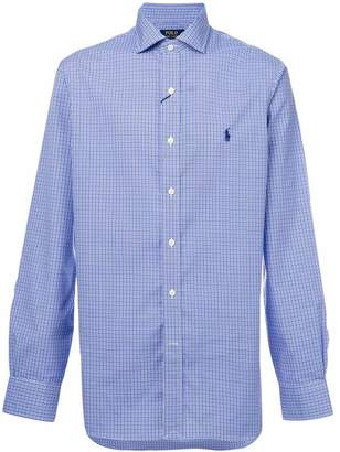Polo Ralph Lauren classic checked shirt