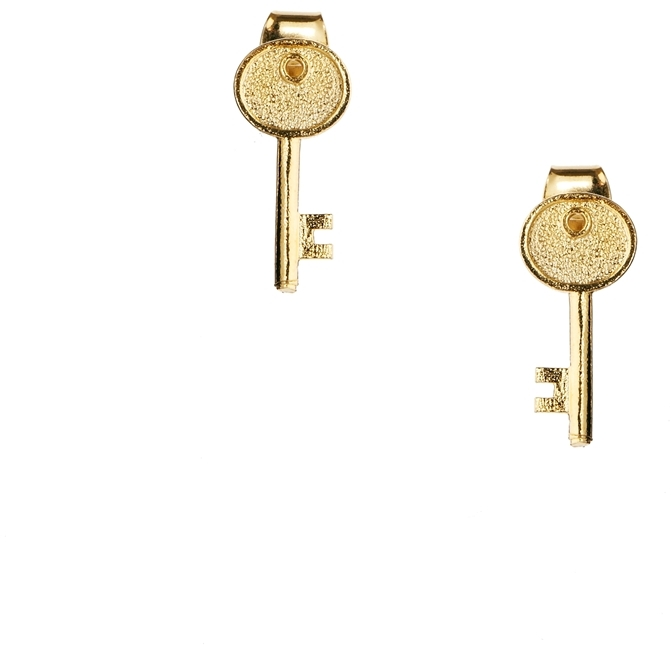 Asos Limited Edition Key Earrings