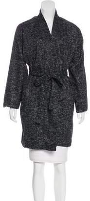 BOSWELL Lightweight Knee-Length Coat