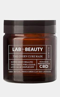 Lab to Beauty Women's The Green Cure Mask