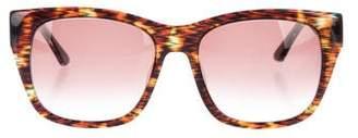 Thierry Lasry Blasty Tortoiseshell Sunglasses