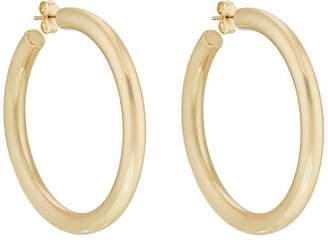 Carbon & Hyde Women's Tube Hoop Earrings