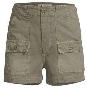 Amo Cotton Military Shorts