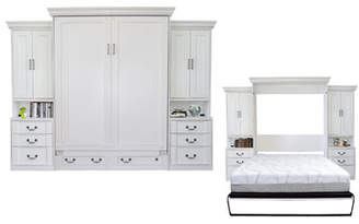 Rosecliff Heights Cedarville Queen Storage Murphy Bed
