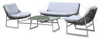 Debenhams MAZE RATTAN Slouchy Sofa Set