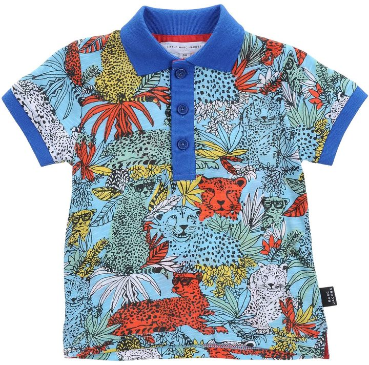 Little Marc JacobsLITTLE MARC JACOBS Polo shirts