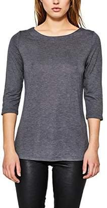 Esprit Women's 117eo1k002 Long Sleeve Top