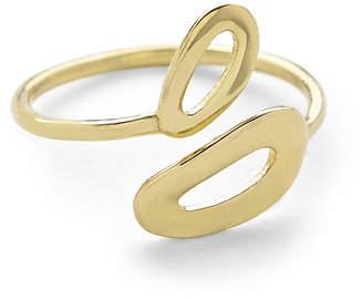 Ippolita Cherish Mini Mid-Finger Open Ring, Size 4