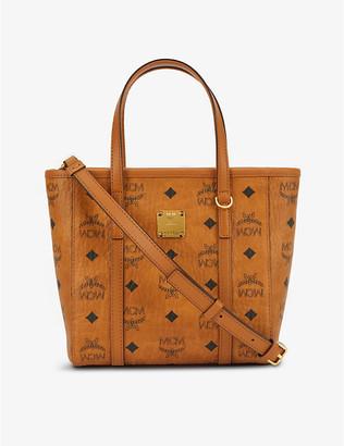 MCM Anya mini leather tote bag