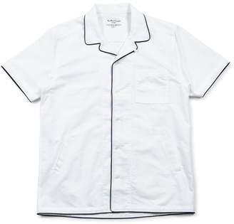 YMC Cat's Meow Shirt White
