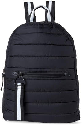 Imoshion Black Quilted Izzy Backpack