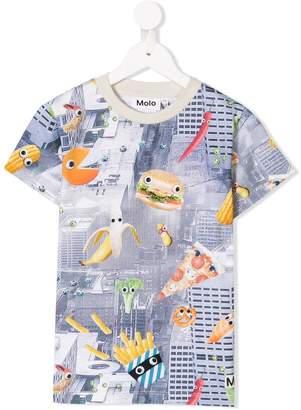 Molo food print T-shirt