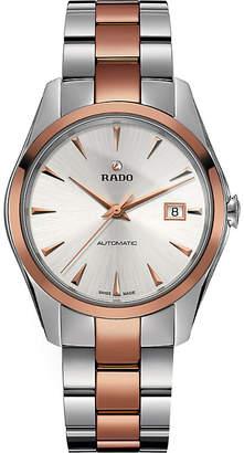 Rado R32980112 HyperChrome stainless steel and ceramic watch