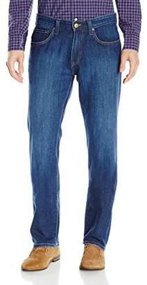 Agave Men's Gringo Classic-Cut Straight-Leg Jean