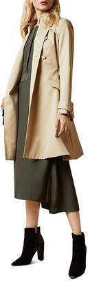Ted Baker Luciey Flared Trench Coat