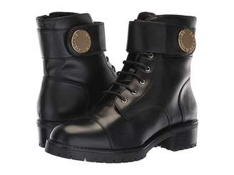 Emporio Armani Calf Leather Boot