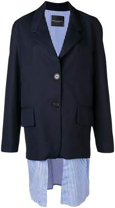 Cavallini Erika boxy blazer jacket