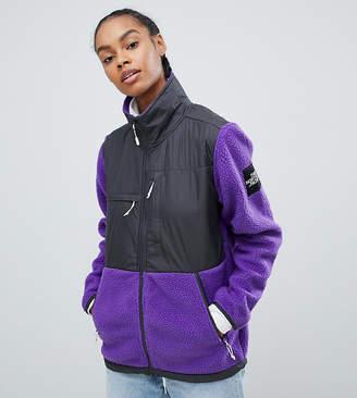 The North Face Denali Fleece in Purple