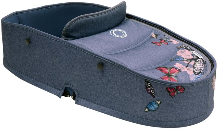 Bugaboo Bugaboo Bee5 Bee5 Tailored Fabric Set - Grey Melange - One Size