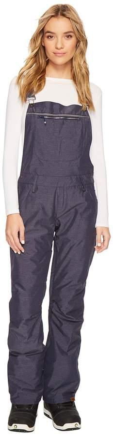 Roxy - Non Stop Bib Snow Pants Women's Casual Pants