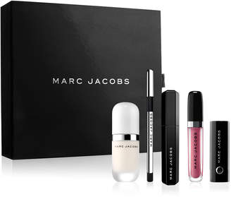 Marc Jacobs Effortlessly Irresistible 5-Piece Beauty Bestsellers Collection ($153 Value)