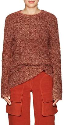 Sies Marjan Women's Courtney Metallic Knit Sweater