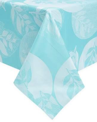 Garnier Thiebaut Garnier-Thiebaut Mille Verdoyant Cotton Tablecloth