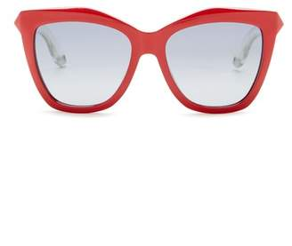 Givenchy Cat Eye 54mm Acetate Frame Sunglasses