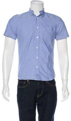 Saturdays New York City Chambray Pocket Shirt