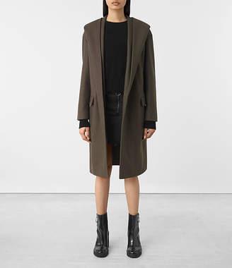 AllSaints Scala Coat