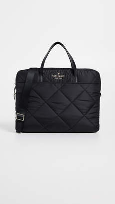 Kate Spade Quilted Universal Slim Laptop Commuter Case