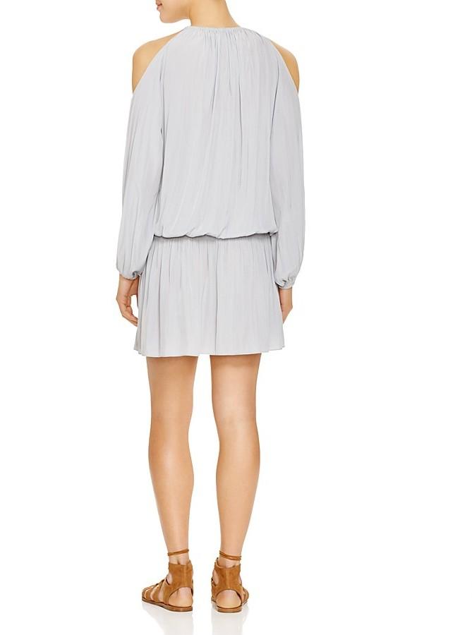 Ramy Brook Lauren Cold Shoulder Dress 3