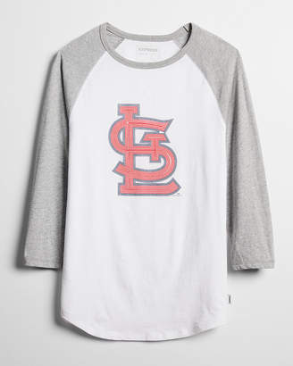 Express St. Louis Cardinals Baseball Tee