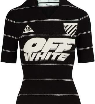 Off-White Off White Logo polo shirt