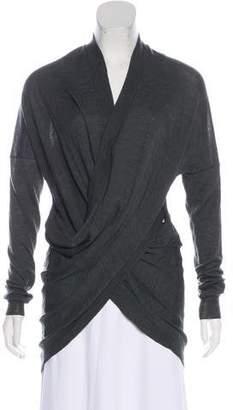f1ccdf6b16 Alexander Wang Wool Wrap Sweater