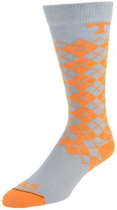 NCAA Women's Mojo Tennessee Volunteers Argyle Socks