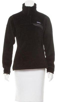 Patagonia Lightweight Fleece Jacket $85 thestylecure.com