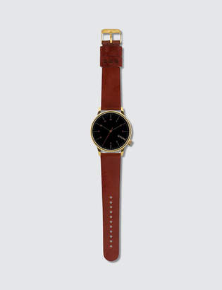 Komono Brown Winston Regal Watch