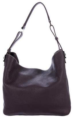 Tiffany & Co. Pebbled Leather Hobo